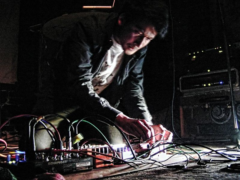 LAFIDKI [Cambodia / France] electronica / psychedelia / exotica